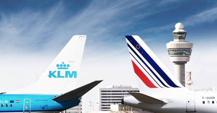 KLM Air France Aviação