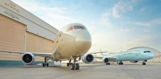 Boeing 787 Etihad