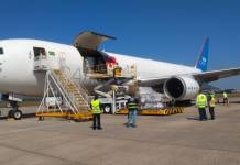 Floripa Airport LATAM Cargo Cargas