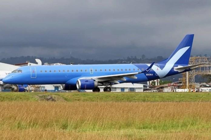 Breeze Airways Embraer 190