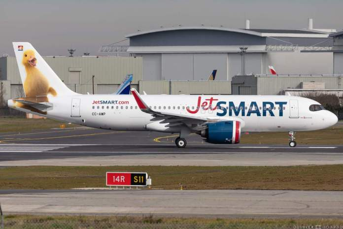 A320neo Duck JetSmart Pato