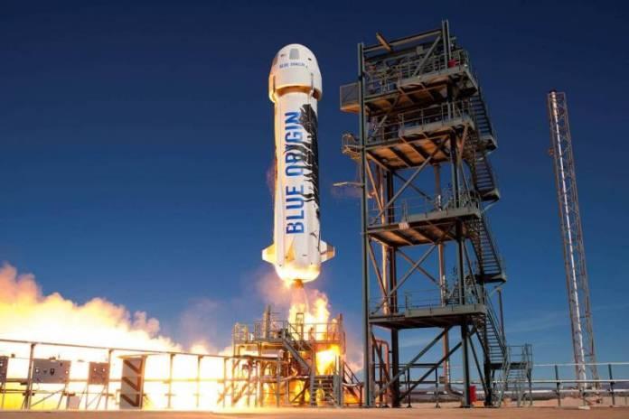 Blue Origin Espaço