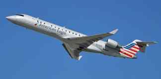 Bombardier American Airlines PSA EUA