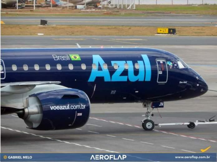 Azul Linhas Aéreas Embraer 195 E2