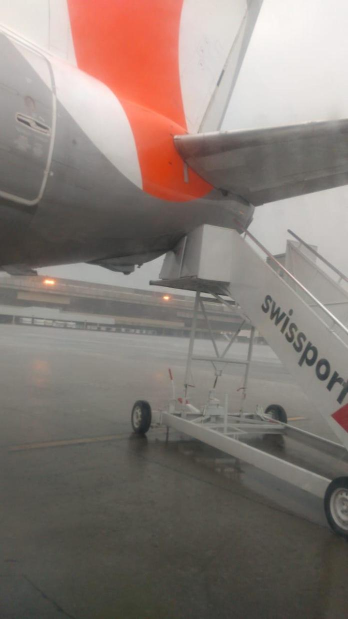 GOL Gol Linhas Aéreas Boeing 737 Aeroporto Guarulhos