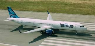 JetBlue Airbus A321neo