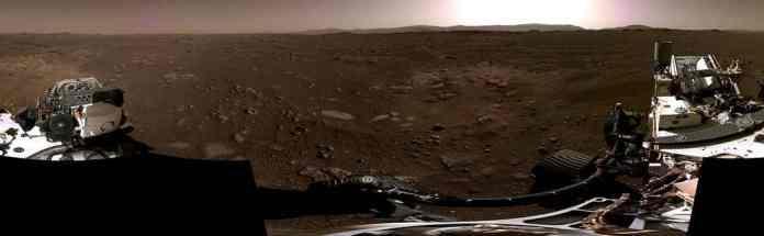 Rover Perseverance