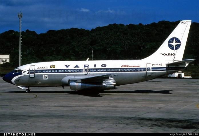 Varig Boeing 737 Rico