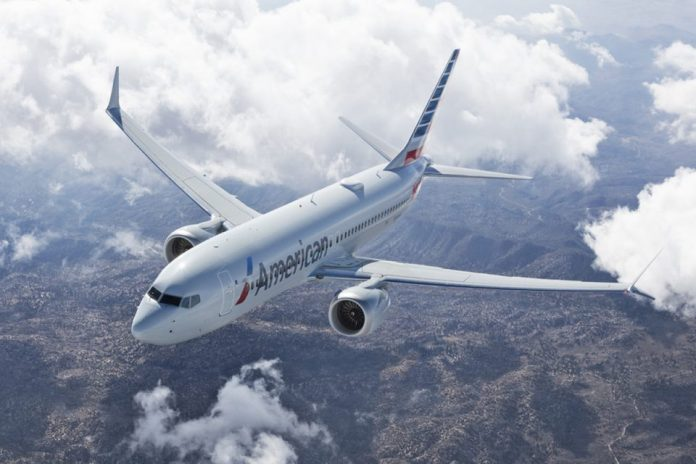 Boeing 737 MAX American Airlines
