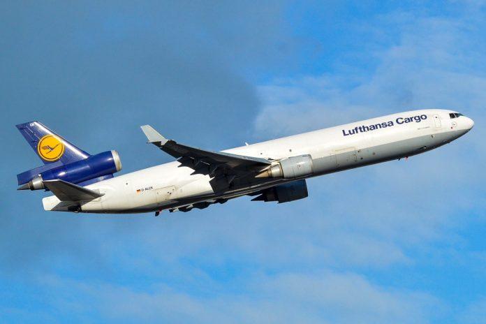 McDonnell Douglas MD-11 Lufthansa Cargo