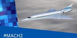 aviões supersônicos