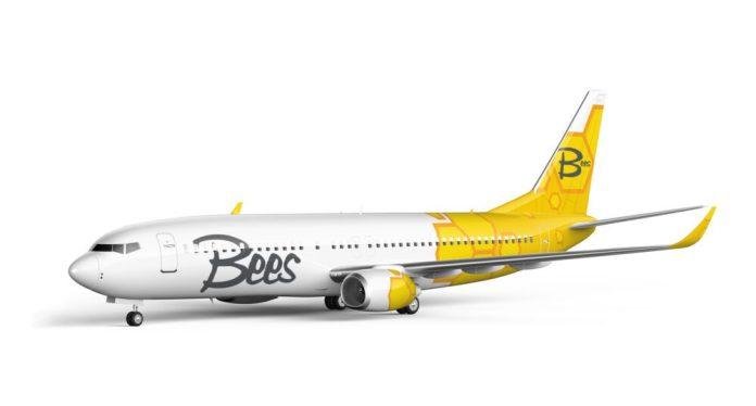 Bees Airline Ucrânia Companhia Aérea