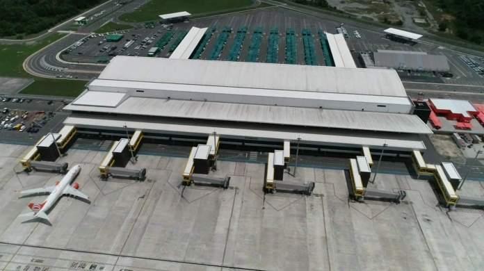 Aeroporto de Vitória Drone