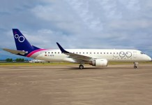 Ego Airways Embraer E190