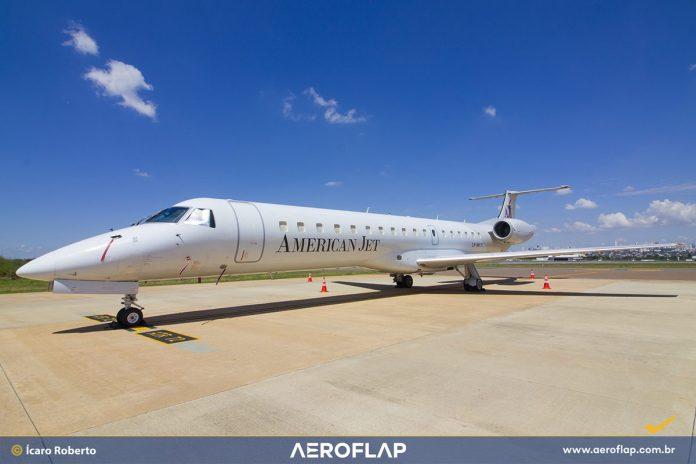Embraer ERJ 145 American Jet Argetina