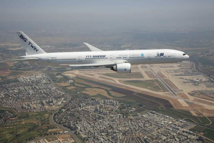 Boeing 777 Coréia IAI