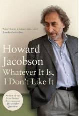 Howard Jacobson's Advice to Aspiring Writers