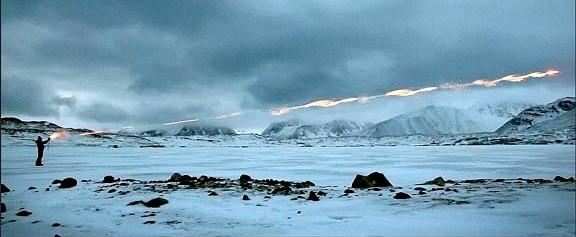 Writers Resdencies - North Pole