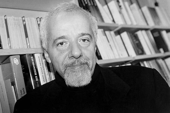 8 Writing Tips from Paulo Coelho