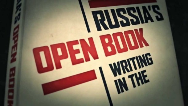 Stephen Fry and Russia's Open Book Writing in the Age of Putin