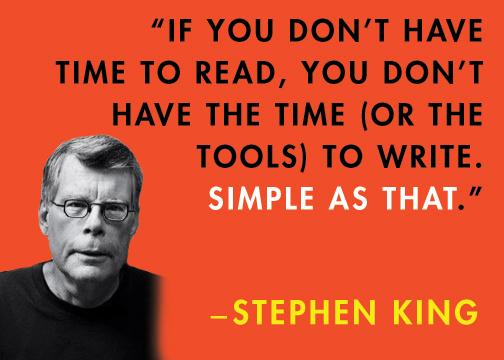 Stephen King's Reading List