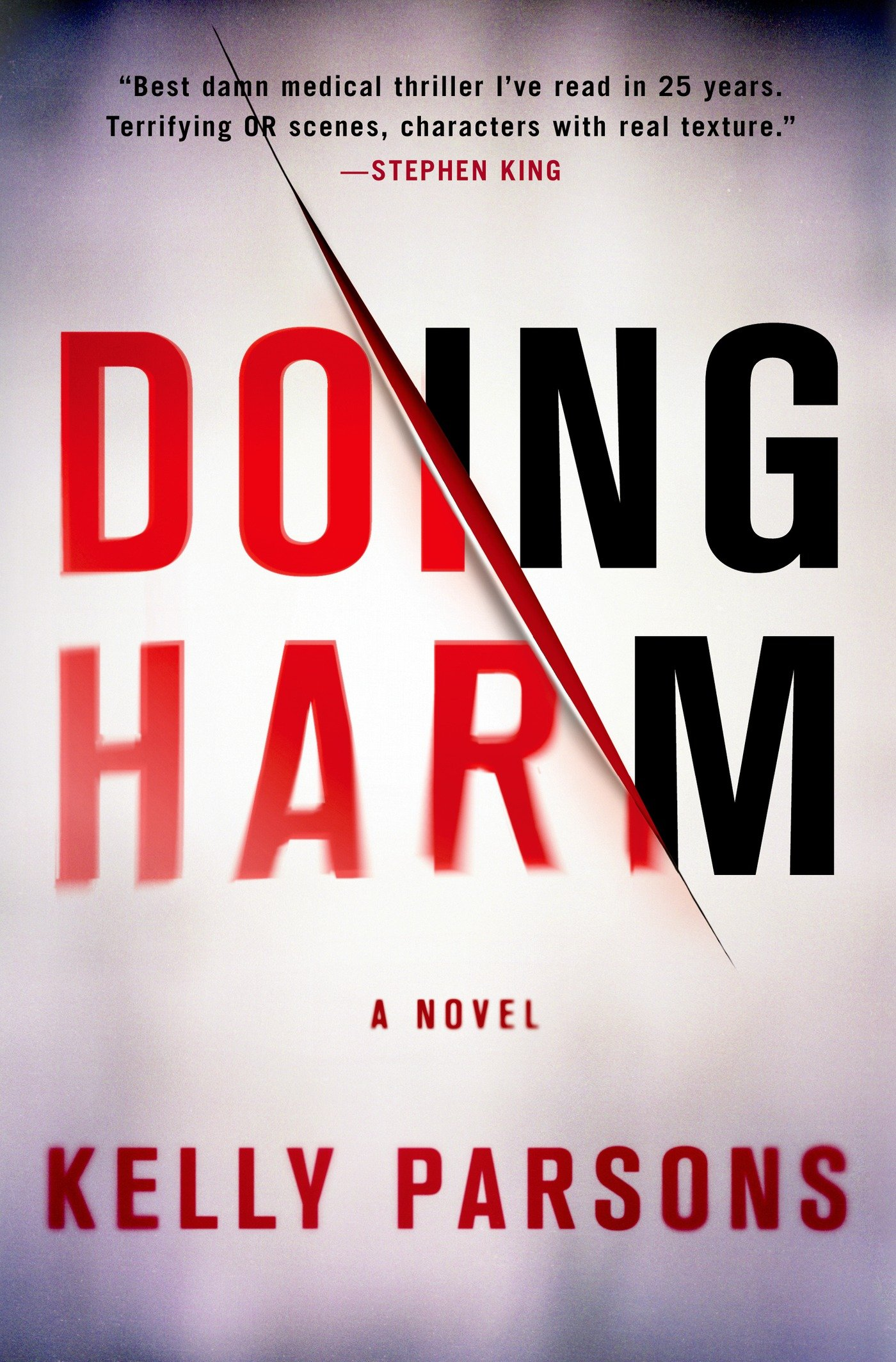 stephen king reading list - doing harm by kelly parsons | aerogramme