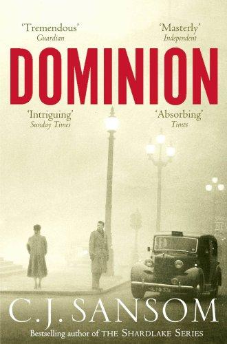 Stephen King Reading List - Dominion by CJ Sansom