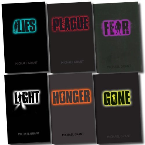 Stephen King Reading List - Gone Series by Michael Grant