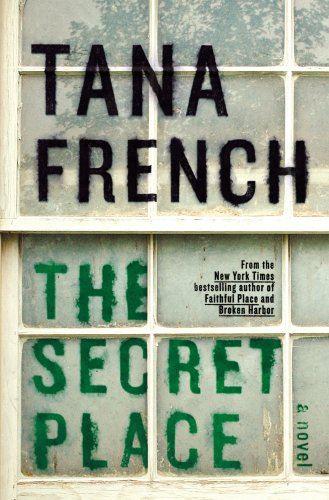 Stephen King Reading List - The Secret Place by Tana French