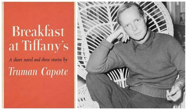 Truman Capote Reads From Breakfast At Tiffanys
