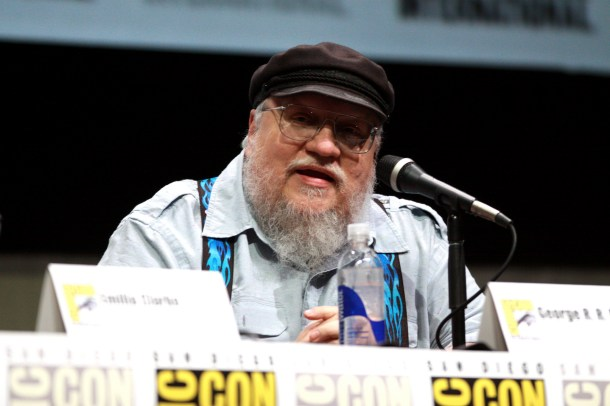 3 Writing Tips from George R.R. Martin