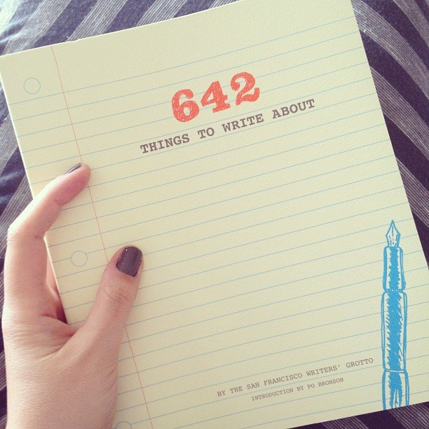 Christmas Gifts for Writers - 642 Things to Write About
