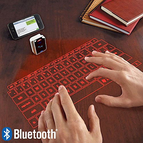 Christmas Gifts for Writers - Virtual Keyboard