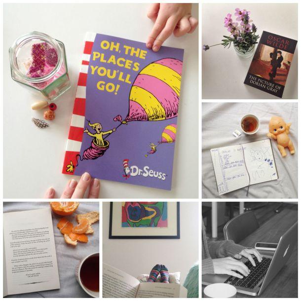 Instagram Tips for Writers