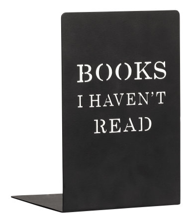 Books I Haven't Read Book Ends