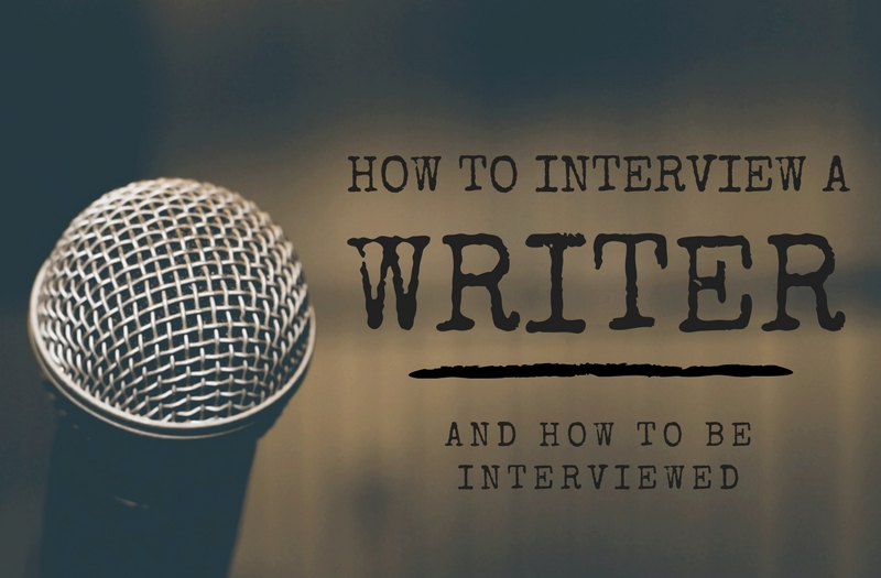 How to Interview a Writer - Aerogramme Writers Studio