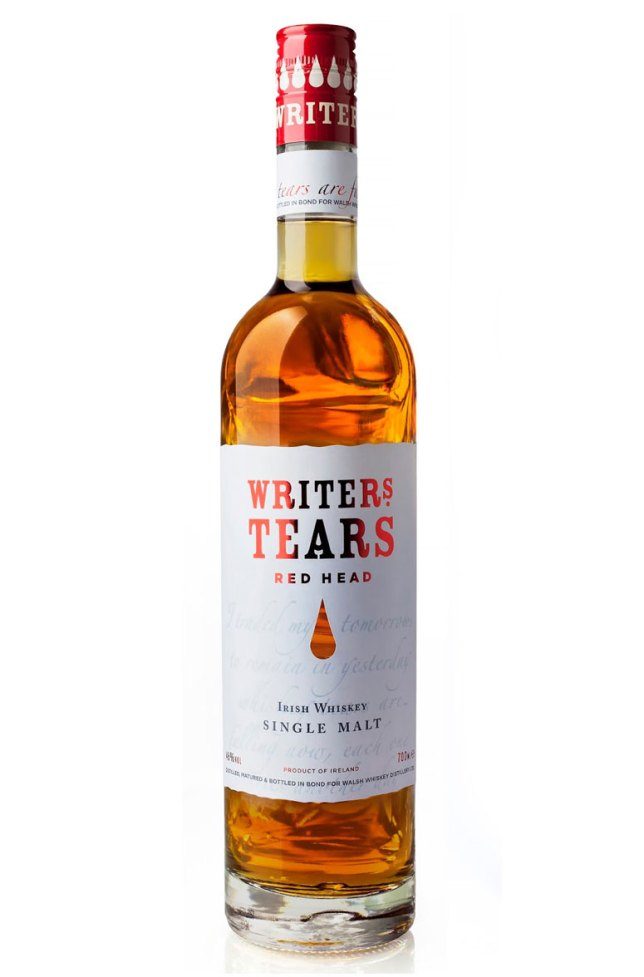 Writers Tears Whiskey - Gifts for Writers