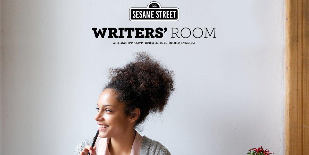 Sesame Street Writers Room 2018