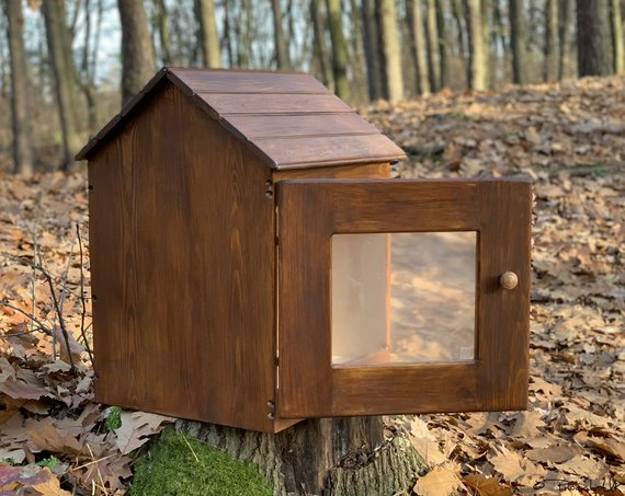 Gifts for Writers 2018 - Little Free Library