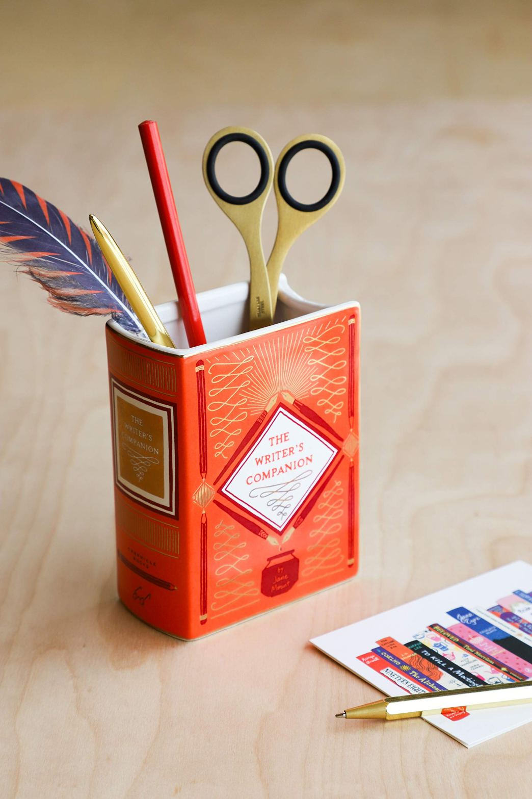 Gifts for Writers 2018 -The Writers Companion Ceramic Vase