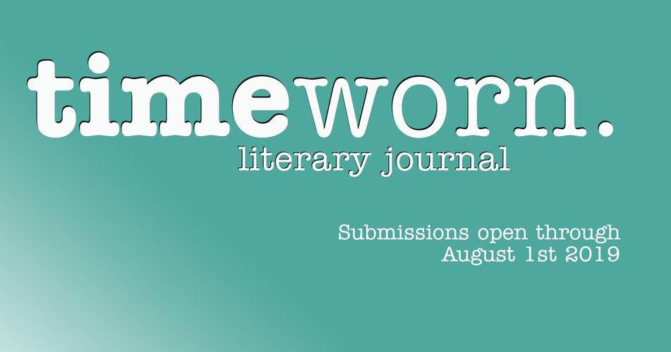 Timeworn Literary Journal is Seeking Submissions for its