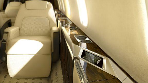 Challenger 350_Interior_2
