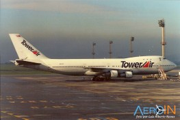 TOWER AIR 747-100