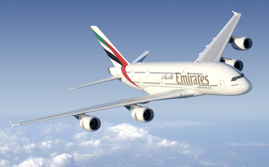 Confirmado! Emirates voará com A380 para São Paulo.