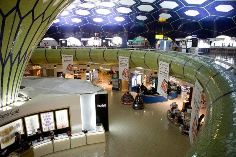 Abu Dhabi airport 2