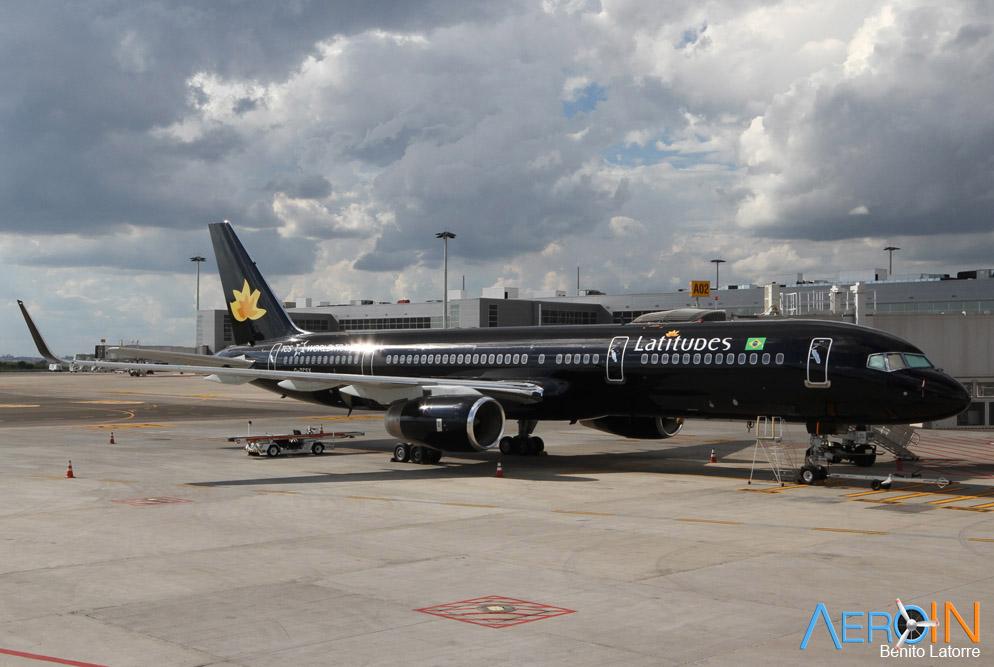 Conheça o avião de luxo da brasileira LATITUDES e veja seu próximo roteiro.