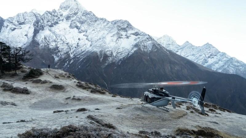Bell 407 Everest