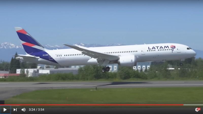Imagem: YouTube/Planes at Paine