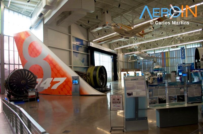 Future of Flight Boeing Museu