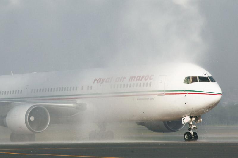 RIOgaleão - Batismo da Royal Air Maroc - 03.05.16 - Crédito  João Laet_Café das 4 (2)